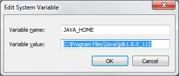 how to unzip files without winzip: set java_home