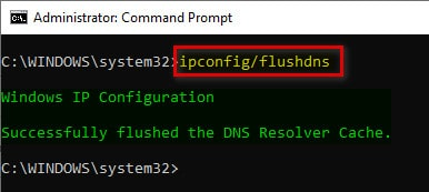 Clear DNS Cache - FlushDNS to Increase Internet Speed on Windows 10